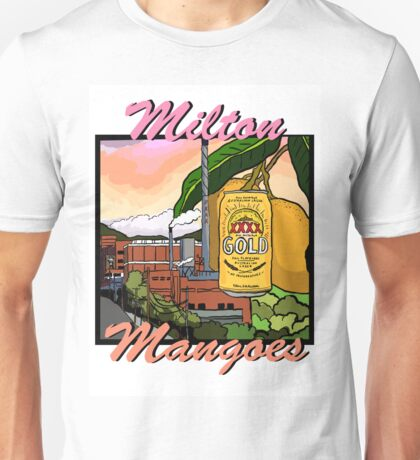 Milton Mangoes Unisex T-Shirt