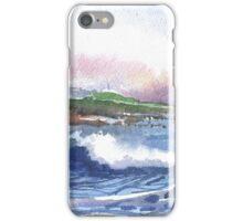 Backshore, Burghead 3, Moray, Scotland - 2011 iPhone Case/Skin