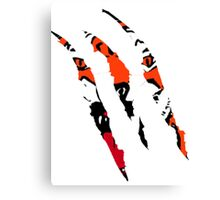 Castleford Tigers Canvas Print