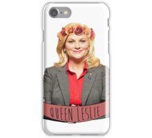 Leslie Knope - Queen Leslie iPhone Case/Skin