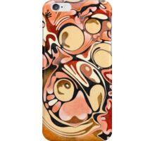 study n. 4 iPhone Case/Skin