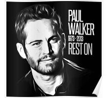 In Memoriam Paul Walker Poster