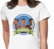 Hale Yeah Insignia Womens Fitted T-Shirt