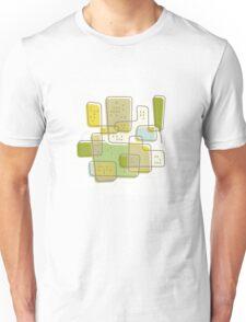 Retro Cityscape Unisex T-Shirt
