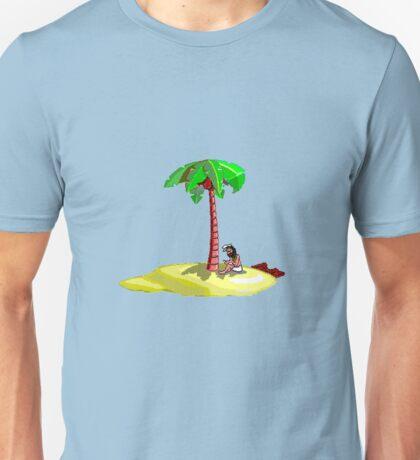 Johnny Castaway Unisex T-Shirt