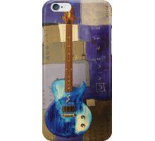 Universe ( Fibenare Guitars Co. - Oliver Sin ) iPhone Case/Skin