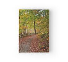 Fall in Pennsylvania Hardcover Journal