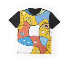 Mixed Up - The Simpsons Graphic T-Shirt