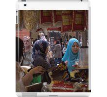 The Popcorn Eaters iPad Case/Skin