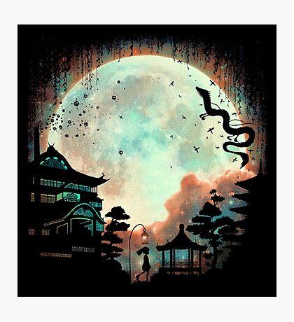 Spirited Night Photographic Print