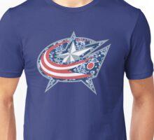 Columbus #soft Jackets Unisex T-Shirt