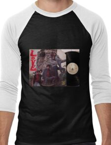 Love - Self Titled Debut album with Record Men's Baseball ¾ T-Shirt