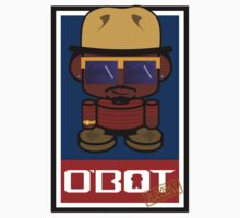 Slovenly Gamer O'BOT 2.0 Kids Tee