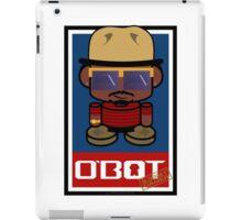 Slovenly Gamer O'BOT 2.0 iPad Case/Skin