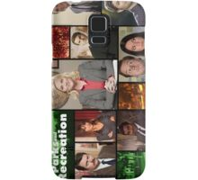 Parks and Recreation Cover Art Samsung Galaxy Case/Skin