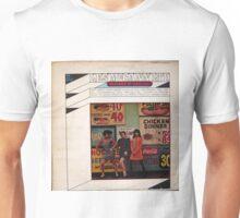 Bucket O' Grease, Funky Soul Jazz lp Unisex T-Shirt