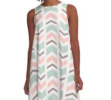 Ravinder Shapiro Designs  A-Line Dress