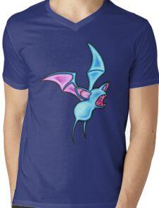 Zubat Flying Mens V-Neck T-Shirt