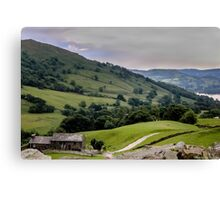 Lake District 1 Canvas Print