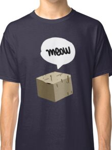 Warren Graham - Meow Box Classic T-Shirt