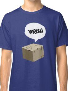 Warren Graham - Meow Box Classic T-Shirt