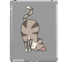 Funny Cat Yoga Rag Doll Positions Hatha Gift T-Shirt iPad Case/Skin