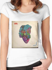 Love, Forever Changes, Psych, Psychedelic Rock lp Women's Fitted Scoop T-Shirt