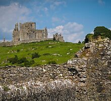 Rock of Cashel - County Tipperary - Ireland by TonyCrehan