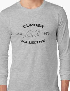 Cumbercollective Otter T-shirt Long Sleeve T-Shirt