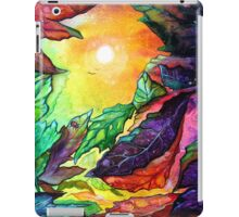Colours of Sunshine  iPad Case/Skin