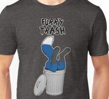 Furry Trash - Blue Fox Unisex T-Shirt