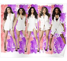 Fifth Harmony Spalsh! Poster