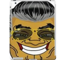 Tito Dick iPad Case/Skin