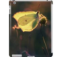Golden wings iPad Case/Skin