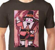THANKSGIVING PILGRIM Unisex T-Shirt