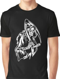 Grin Of The Reaper Graphic T-Shirt
