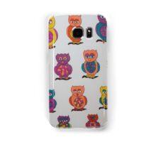 Unique Owls Samsung Galaxy Case/Skin