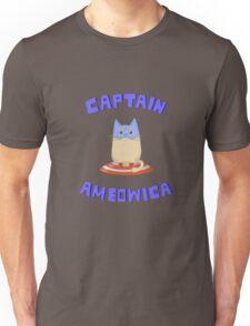 Captain Ameowica Unisex T-Shirt