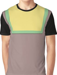 Screen Uniforms - Lost In Space - John Robinson - Style 1 Graphic T-Shirt