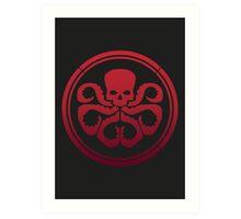 Hydra! Art Print