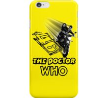 Who is The Doctor 46 iPhone Case/Skin