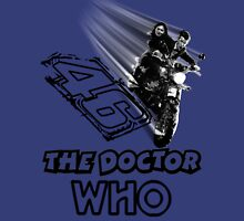 Who is The Doctor 46 T-Shirt
