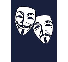 Anonymous Theatre Photographic Print