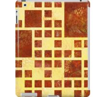 Nemissos V1 - painted squares iPad Case/Skin