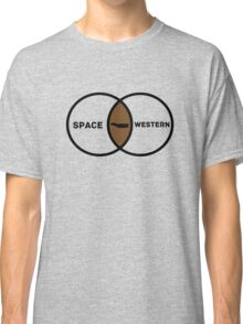 Space Western?  Classic T-Shirt