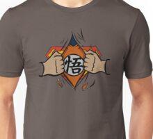 Super saiyan man tshirt Unisex T-Shirt