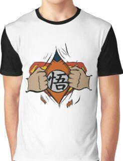 Super saiyan man tshirt Graphic T-Shirt