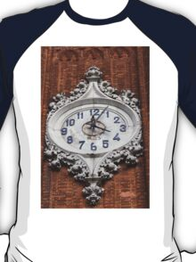 clock on the steeple T-Shirt