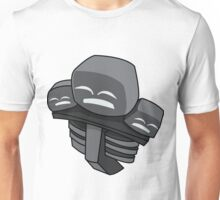 Minecraft Wither Boss Mob Unisex T-Shirt