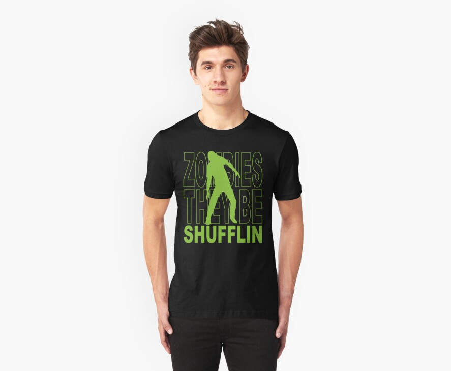 Zombies they be shufflin by squidgun
